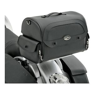 Saddlemen Express Cruis N Sissy Bar Bag