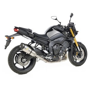 Leo Vince Factory R EVO II Slip-On Exhaust Yamaha FZ8 2010-2012