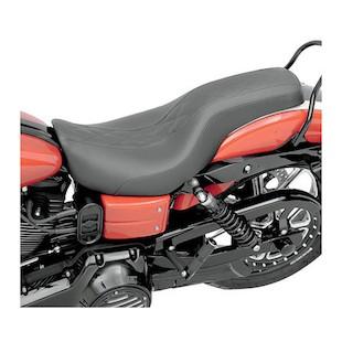 Saddlemen Profiler Argyle Seat Yamaha XVS650 V-Star Classic 2000-2013