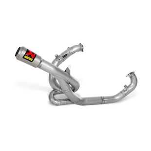Akrapovic Exhaust System Ducati Multistrada 1200 / S