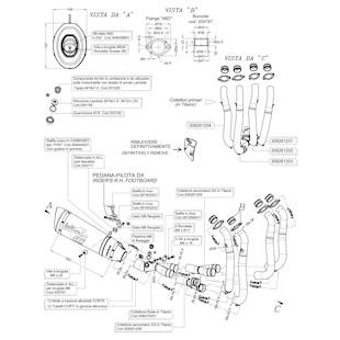 Leo Vince Factory R Corsa Exhaust System Honda CBR1000RR 2008-2011