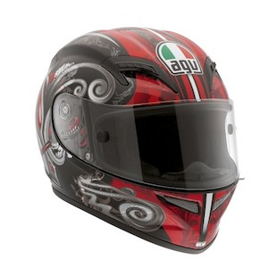 AGV Grid Stigma Helmet
