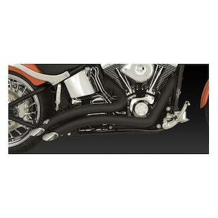 Vance & Hines Big Radius Exhaust For Harley Softail 1986-2011