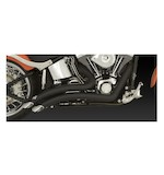 Vance & Hines Big Radius Exhaust for Harley Softail 1986-2011
