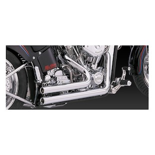 Vance & Hines Shortshots Original Exhaust for Harley Softail 86-06