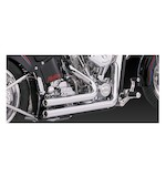 Vance & Hines Shortshots Original Exhaust for Harley Softail 1986-2006