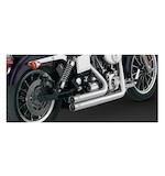 Vance & Hines Shortshots Original Exhaust for Harley Dyna 91-05