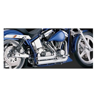 Vance & Hines Shortshots Original Exhaust for Harley FXR 1987-1999