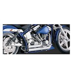 Vance & Hines Shortshots Original Exhaust for Harley FXR 87-99