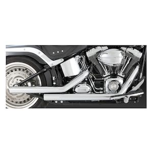 Vance & Hines Straightshots Exhaust For Harley Softail 1986-2011