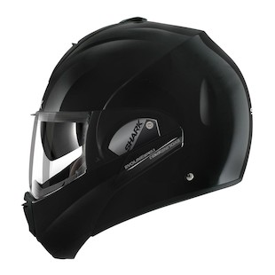 shark evoline 3 st helmet solid colors revzilla. Black Bedroom Furniture Sets. Home Design Ideas