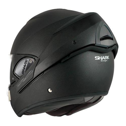 shark evoline 3 st helmet solid colors revzilla shark evoline 3 st helmet solid colors matte black