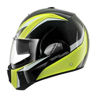 Shark Evoline 3 ST Century Hi Viz Helmet (Size XS Only)