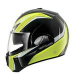 Shark Evoline 3 ST Century Hi Viz Helmet