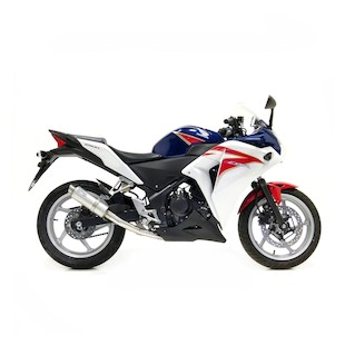 Leo Vince GP Corsa Racing Exhaust System Honda CBR250R 2011-2012