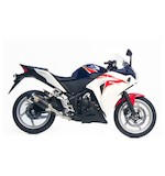Leo Vince LV-One EVO II Slip-On Exhaust Honda CBR250R 2011-2012