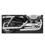 Vance & Hines Straightshots HS Slip On Exhaust For Harley Sportster 2004-2013