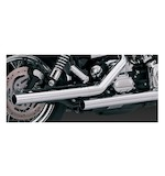 Vance & Hines Straightshots Original Exhaust For Harley Dyna 1991-2005