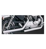 Vance & Hines Straightshots Original Exhaust For Harley Sportster 1999-2003