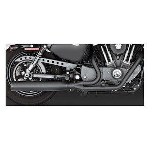 Vance & Hines Blackout Exhaust For Harley Sportster 2004-2013