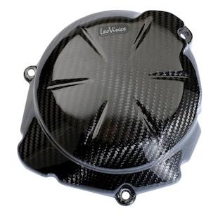 Leo Vince Carbon Fiber Alternator Cover Kawasaki Ninja 650R / ER6N 2009-2013
