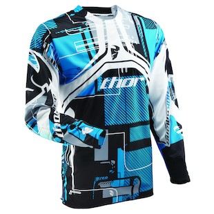 Thor Flux Circuit Jersey