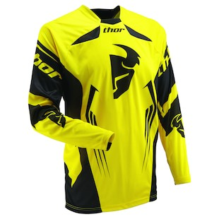 Thor Core Jersey (Color: Yellow / Size: MD)
