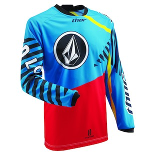 Thor Phase Volcom Jersey