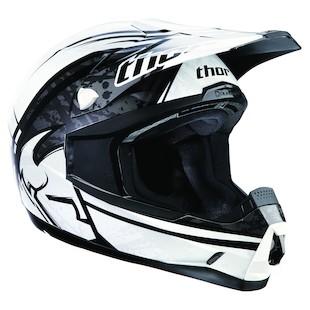 Thor Quadrant Splatter Helmet