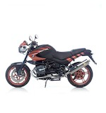 Leo Vince Oval EVO II Slip-On Exhaust BMW R1150R / GS 1999-2006