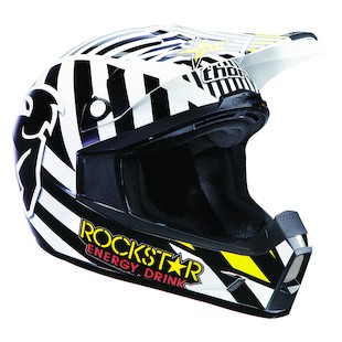 Thor Youth Quadrant Rockstar Helmet