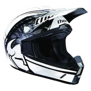 Thor Youth Quadrant Splatter Helmet