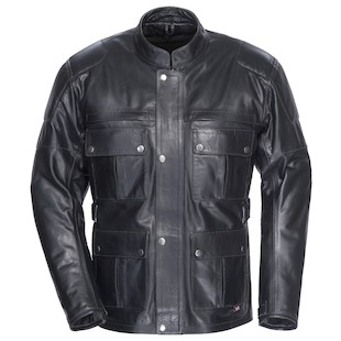 Tour Master Lawndale Leather Jacket