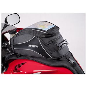 Cortech Super 2.0 12-Liter Strap Mounted Tank Bag