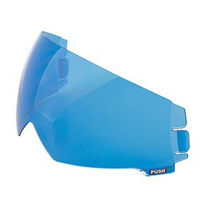 Amber Scorpion Exo 100 Motorcycle Helmet Replacement//Spare Sun Visor