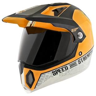 Speed and Strength SS2500 Hell 'N Back Hi-Viz Helmet