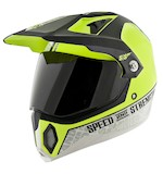Speed and Strength SS2500 Hell 'N Back Hi-Viz Helmet