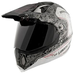 Speed and Strength SS2500 Lunatic Fringe Helmet
