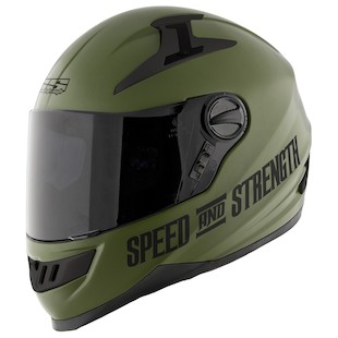 Speed and Strength SS1300 Under the Radar 2.0 Helmet - Closeout