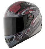 Speed and Strength SS1300 Rage with the Machine Helmet