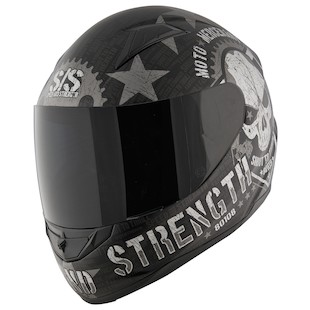 Speed and Strength SS1100 Moto Mercenary Helmet
