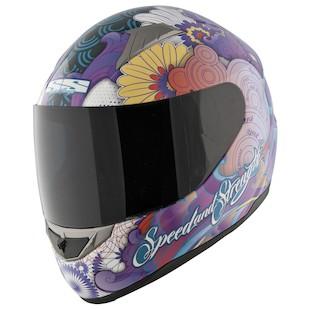 Speed and Strength SS1100 Flower Power Helmet
