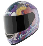 Speed and Strength SS1100 Flower Power Helmet