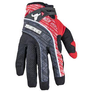 Speed and Strength Lunatic Fringe Gloves (SM)