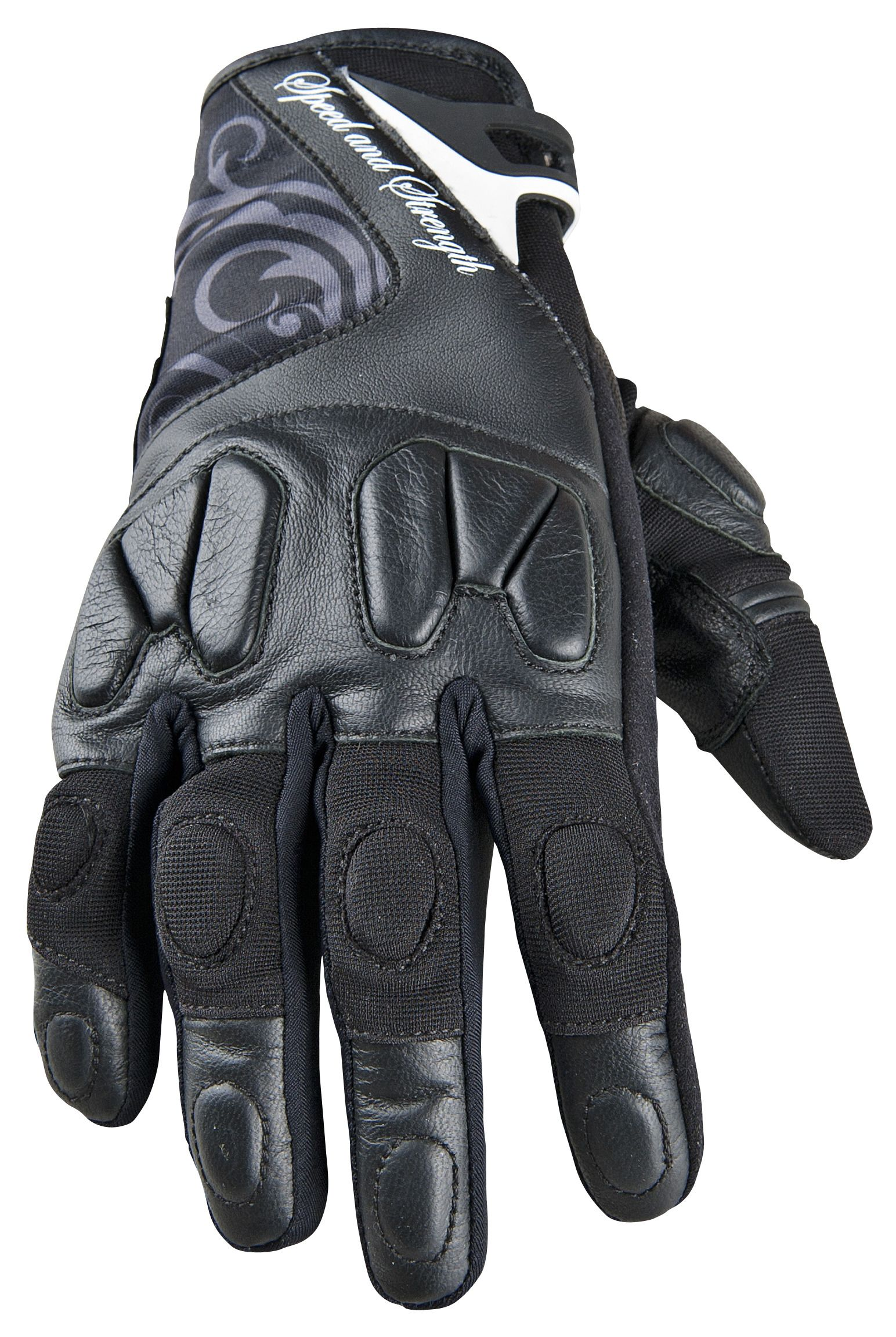 Ladies leather gloves xl - Speed And Strength Cat Out A Hell Women S Gloves Size Xl Only Revzilla
