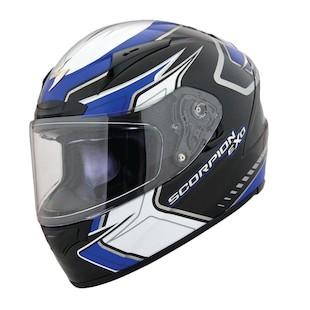 Scorpion EXO-R2000 Circuit Helmet (Size XL Only)