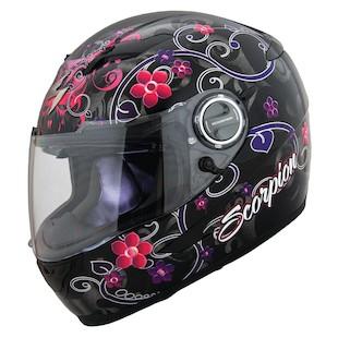 Scorpion EXO-500 Dahlia 2 Helmet