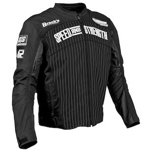 Speed and Strength 62 Motorsports Jacket