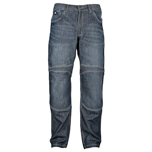 Speed and Strength Rage with the Machine Jeans