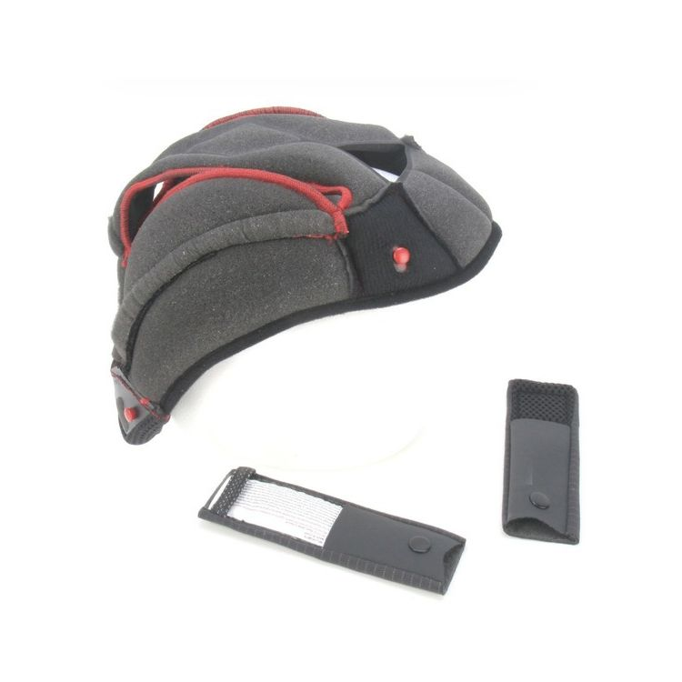Bell Moto-9 Liner and Chin Strap Pad Set